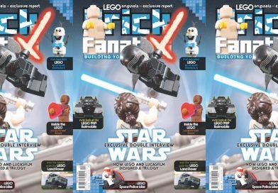 Brick Fanatics Magazine Issue 12 available now