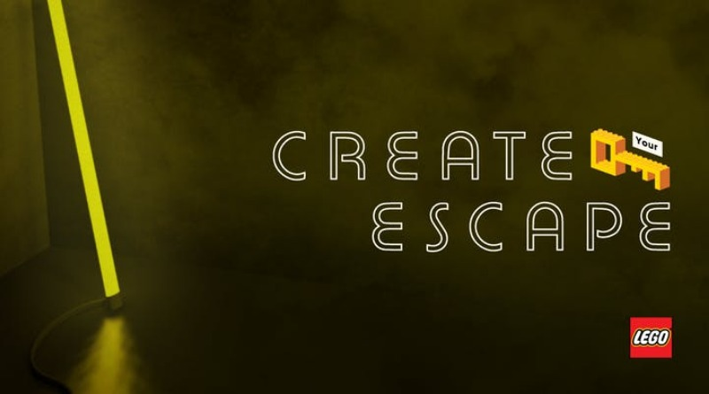 Create Your Escape Featured