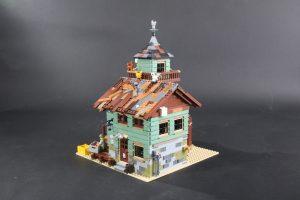 Elegant Bricks Brick Fanatics Magazine Old Fishing Store Review 5 300x200