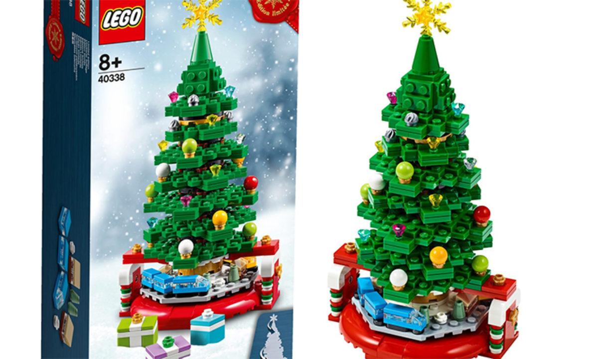 Albero Di Natale Lego.Lego 40338 Christmas Tree Per Fare Un Ritorno A Luglio