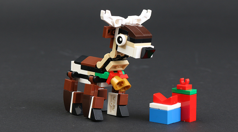 LEGO 40434 Reindeer Featured 800 445