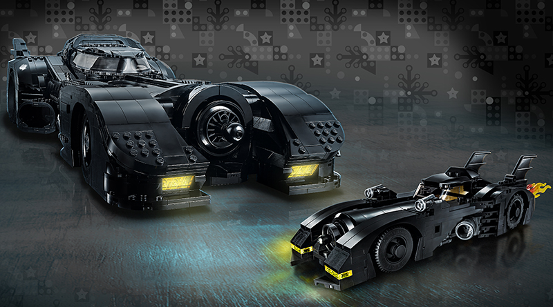 LEGO Batman 40433 Batmobile Featured 800 445