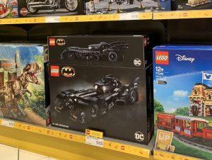 LEGO Batman 71839 1989 Batmobile 1 300x226
