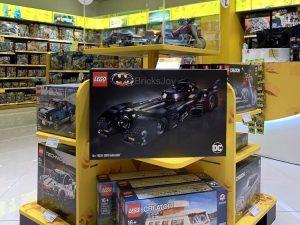 LEGO Batman 71839 1989 Batmobile 2 300x225