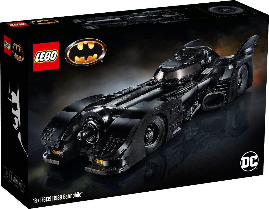 LEGO Batman 76139 1989 Batmobile 21
