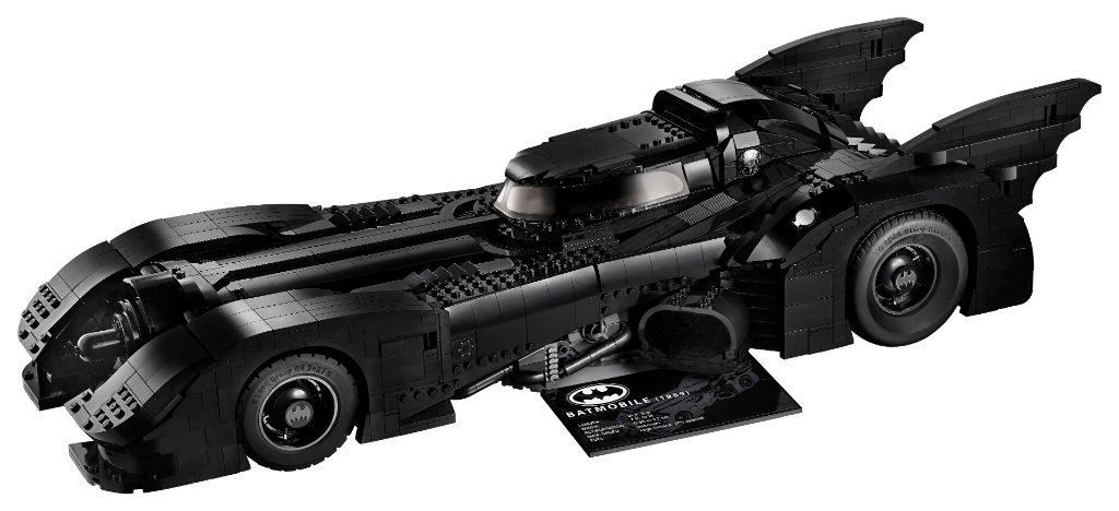 LEGO Batman 76139 1989 Batmobile 7