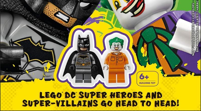 LEGO Batman Vs. The Joker Featured