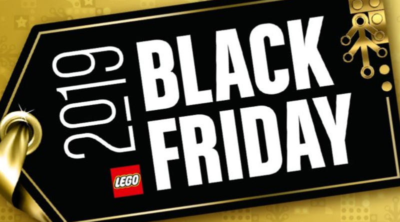 LEGO Black Friday 2019 Featured 800 445