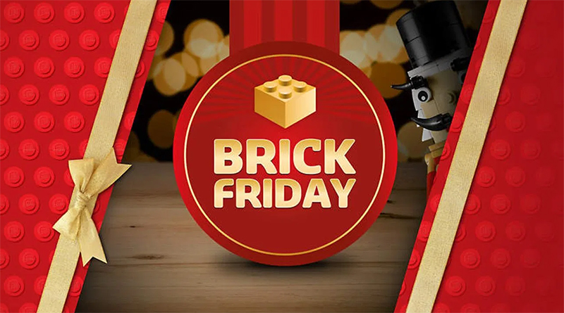 LEGO Black Friday Brick Featured 800 445