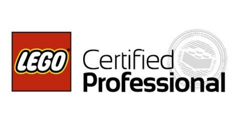 LEGO Certified Professional Featured