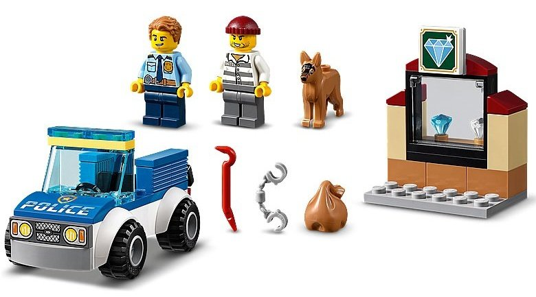 LEGO City 60241 Police Dog Unit 6
