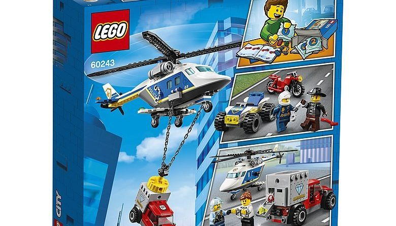 LEGO City 60243 Police Helicopter Chase 2 780x445