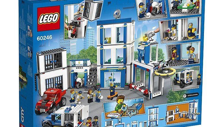 LEGO City 60246 Police Station 2 780x445