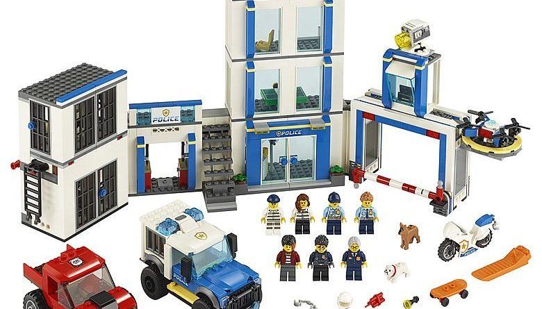 LEGO City 60246 Police Station 3 780x445