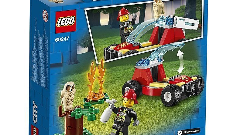 LEGO City 60247 Forest Fire 2 780x445