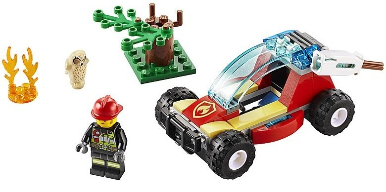LEGO City 60247 Forest Fire 3