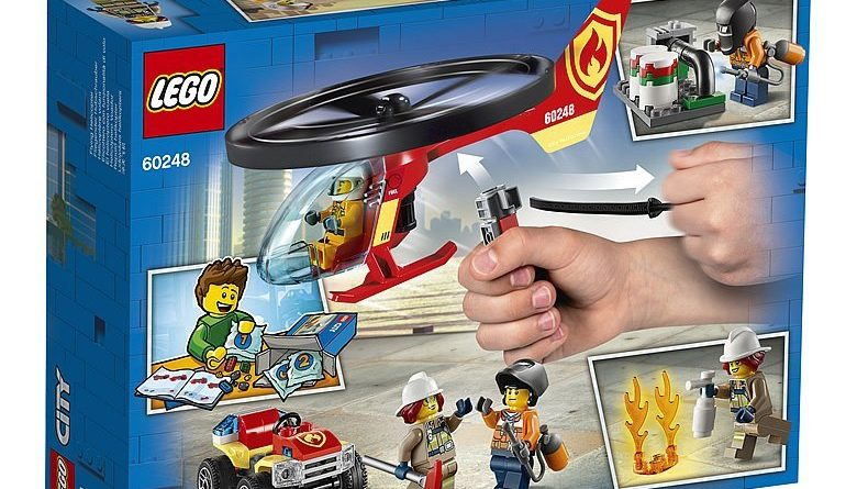LEGO City 60248 Fire Response Helicopter 2 780x445