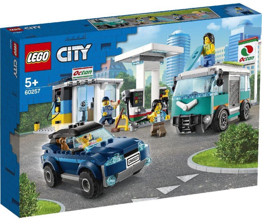 LEGO City 60257 Service Station 1 1024x861