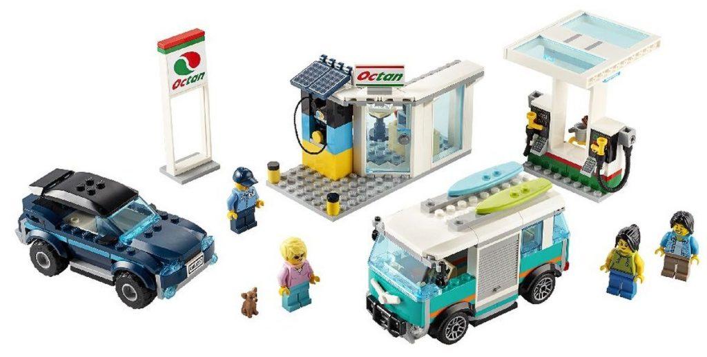 LEGO City 60257 Service Station 2 1024x518
