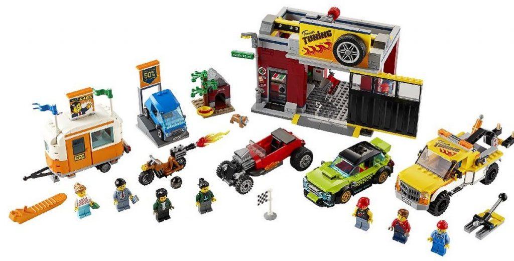 LEGO City 60258 Tuning Workshop 2 1024x520