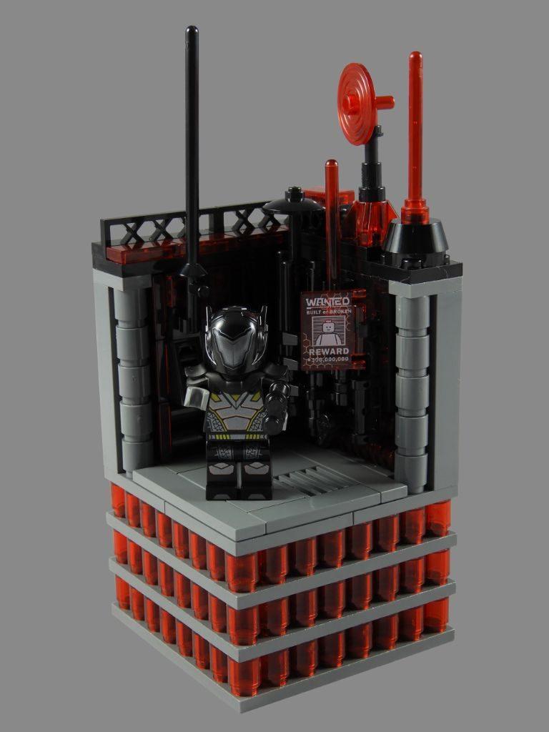 LEGO Collectible Minifigures Galactic Bounty Hunter 768x1024