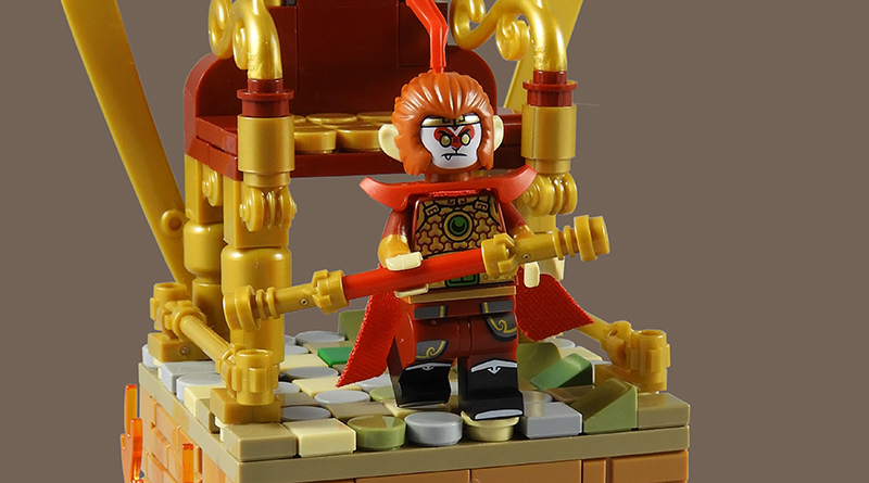 LEGO Collectible Minifigures Monkey King Featured 800 445