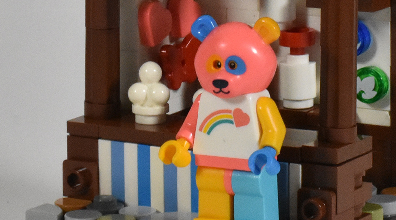 LEGO Collectible Minifigures Series 19 71025 Bear Costume Guy Featured 800 445