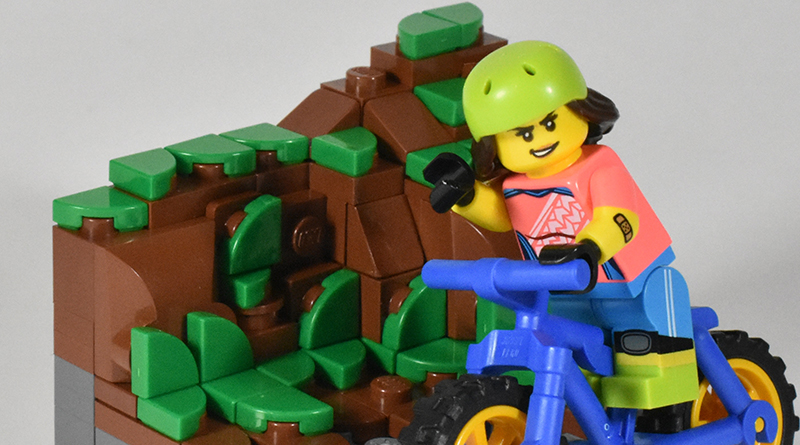 LEGO Collectible Minifigures Series 19 71025 Mountain Biker Featured 800 445