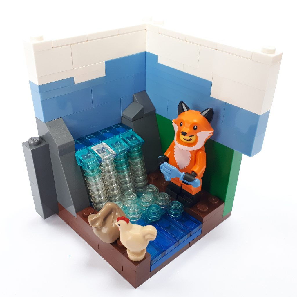 LEGO Collectible Minifigures Series 19 Fox Costume Girl Rs 1024x1024