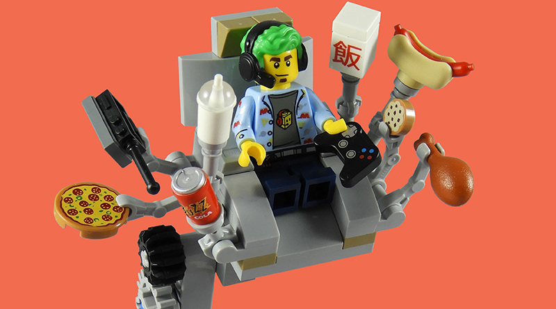 LEGO Collectible Minifigures Video Game Champ Featured 800 45