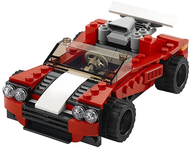 LEGO-Creator-31100-Sports-Car-5