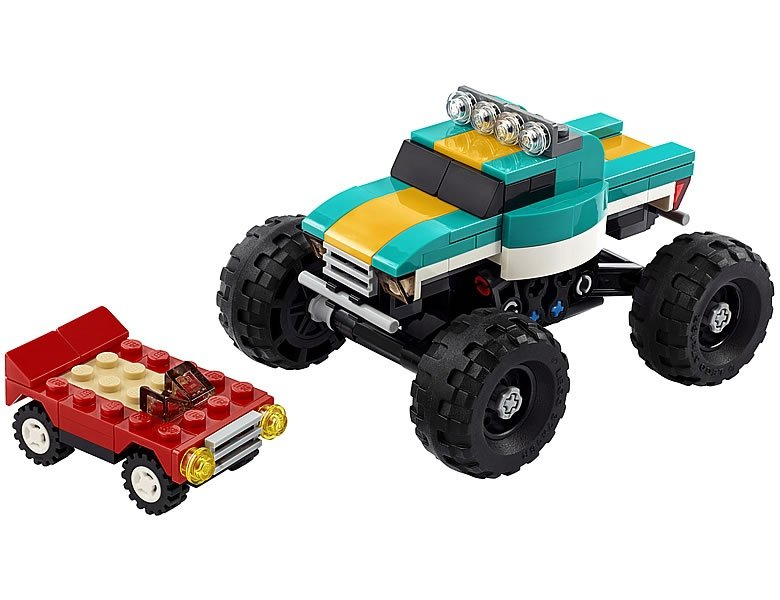 LEGO-Creator-31101-Monster-Truck-5