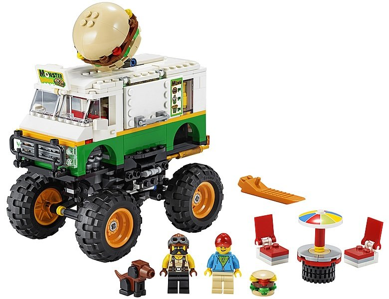 LEGO-Creator-31104-Monster-Burger-Truck-4