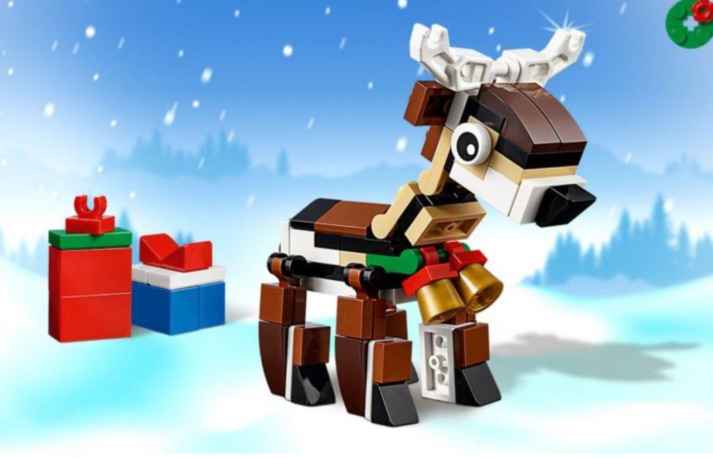 LEGO Creator 40434 Reindeer 1024x659