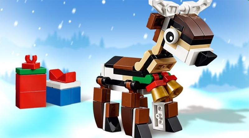 LEGO Creator 40434 Reindeer Featured 800 445