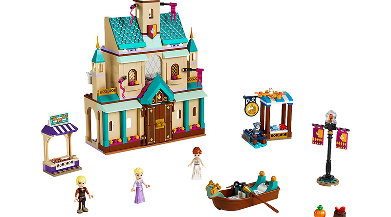 LEGO Disney 41167 Arendelle Castle Featured 800 445