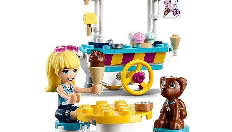LEGO Friends 41389 Stephanies Mobile Ice Cream Cart 5 780x445