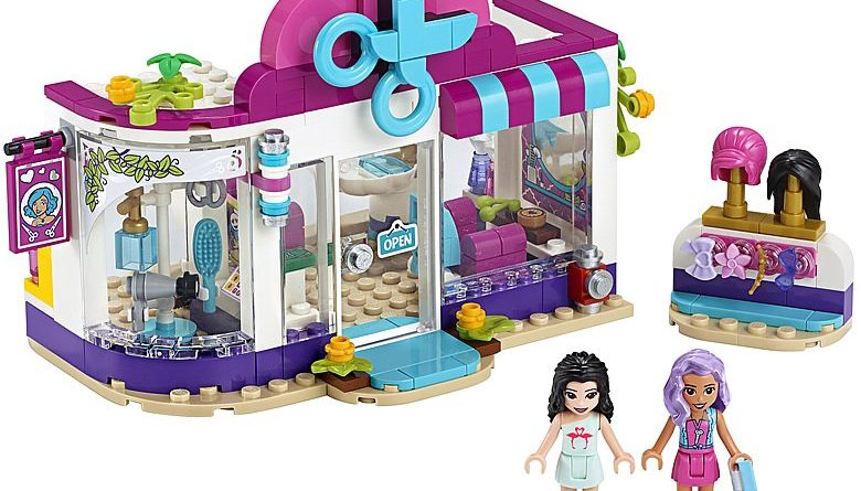 LEGO Friends 41391 Heartlake City Hair Salon 3 780x445