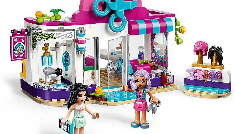 LEGO Friends 41391 Heartlake City Hair Salon 4 780x445