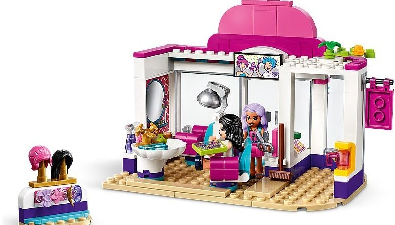 LEGO Friends 41391 Heartlake City Hair Salon 5 780x445