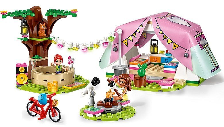 LEGO Friends 41392 Nature Camping 4 780x445