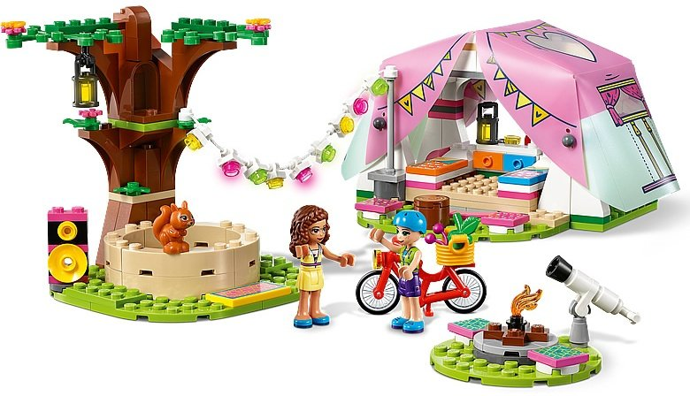 LEGO Friends 41392 Nature Camping 5