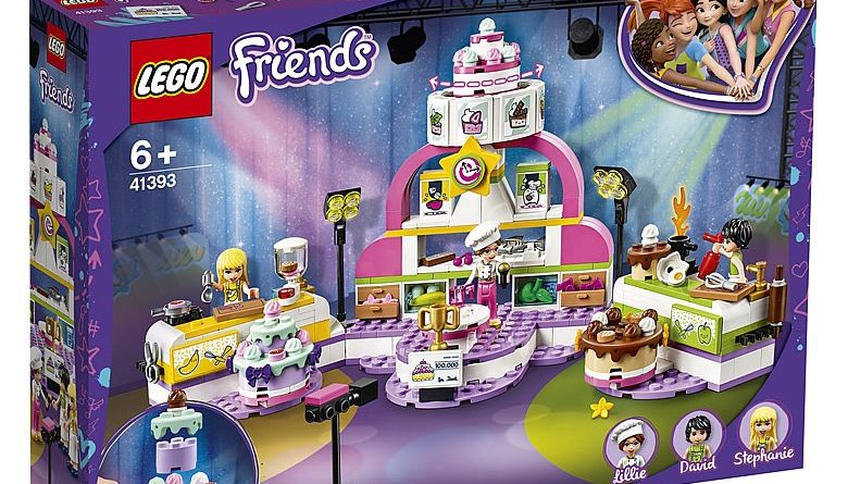 LEGO Friends 41393 Baking Competition 1 780x445