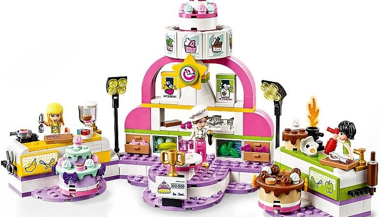 LEGO Friends 41393 Baking Competition 4 780x445