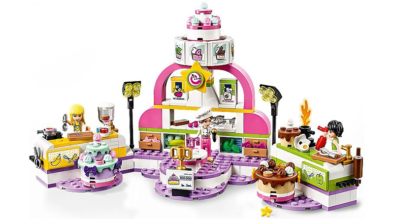 LEGO Friends 41393 Baking Competition Featured 800 445