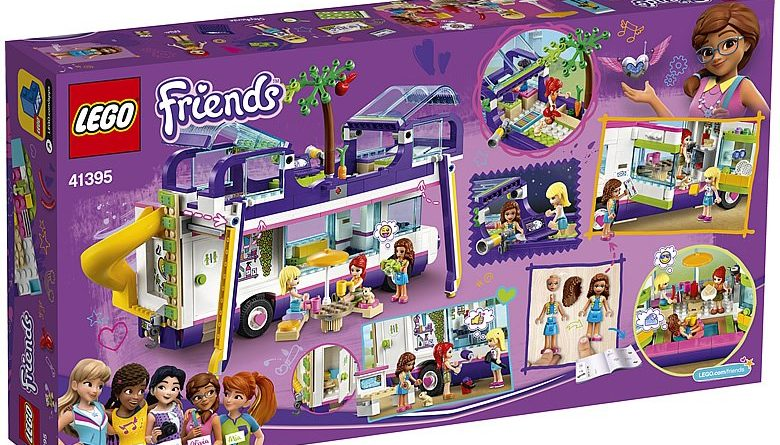 LEGO Friends 41395 Friendship Bus 2 780x445
