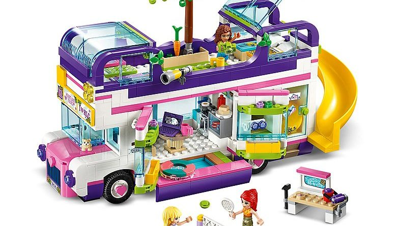 LEGO Friends 41395 Friendship Bus 3 780x445