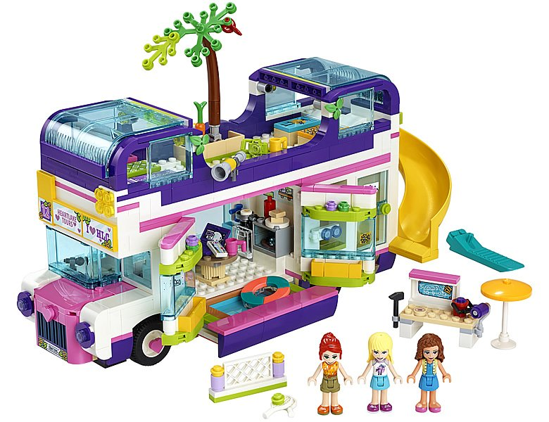 LEGO Friends 41395 Friendship Bus 4