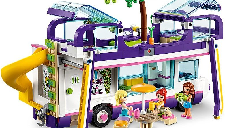 LEGO Friends 41395 Friendship Bus 6 780x445