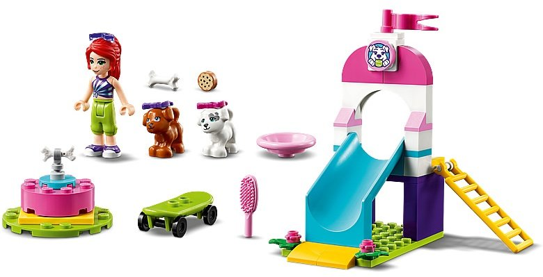 LEGO Friends 41396 Puppy Playground 3
